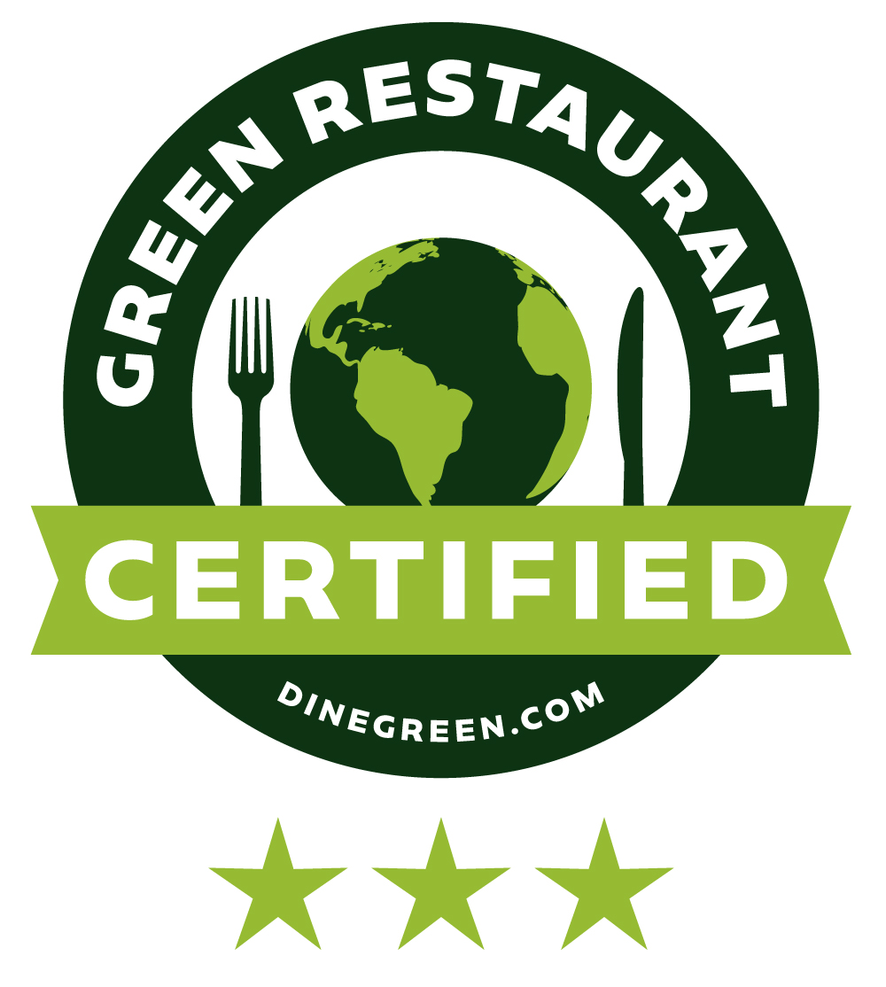 3 Star Green certified logo.
