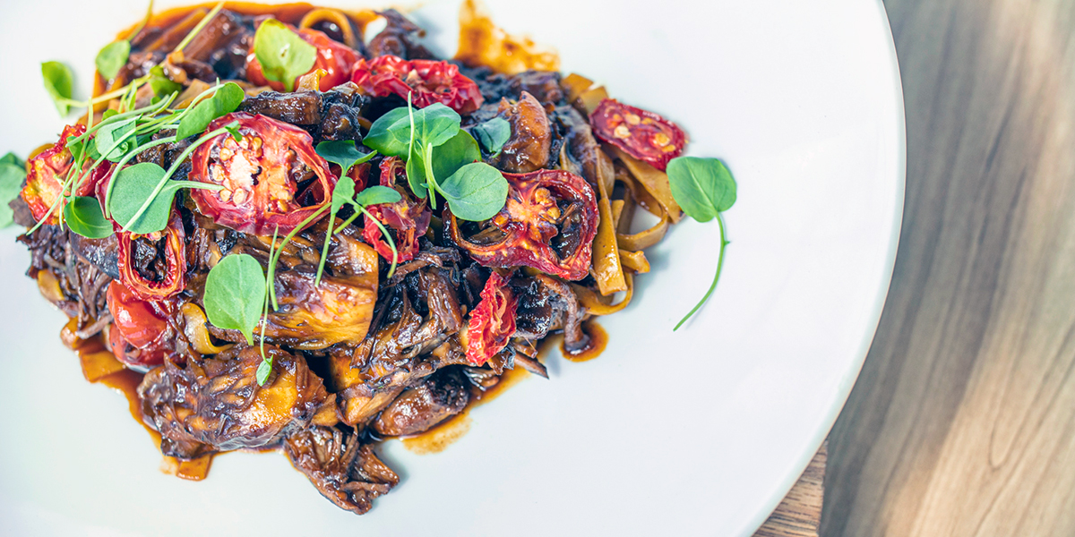 Image for Beef-Tagliatelle.