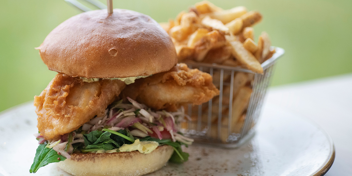 Picture of Fish Sandwich