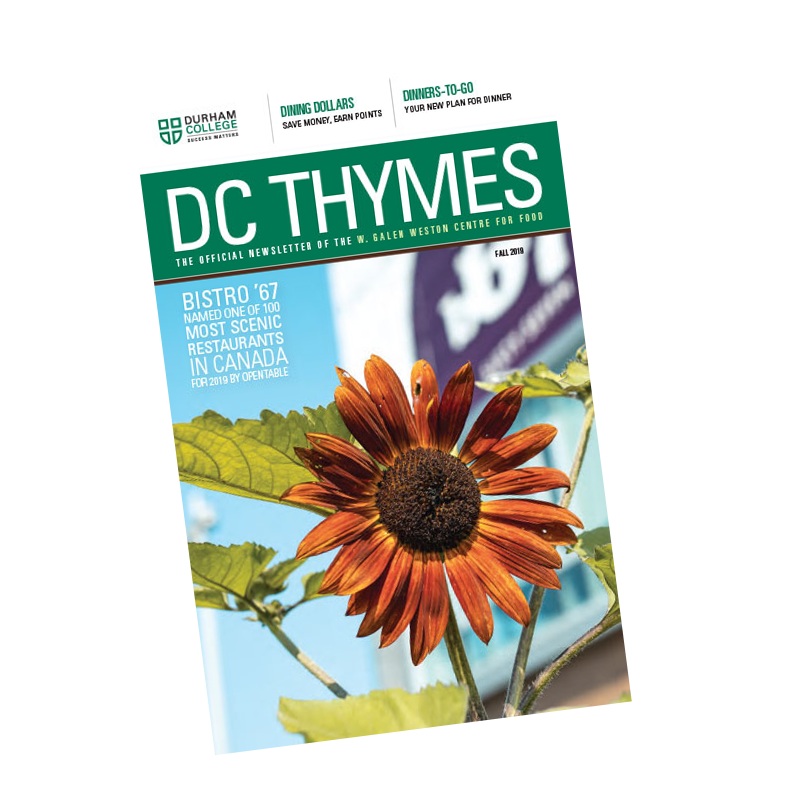 The cover of DC Thymes latest edition.