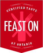 Feast On logo